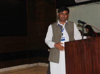 Awareness speech about Thalassaemia disease and its prevention by Dr. Tariq Khan( Medical Director-HF)